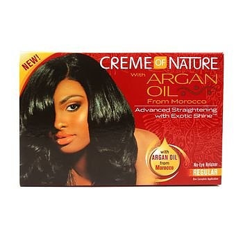CREME OF NATURE (No-Lye Relaxer SUPER)