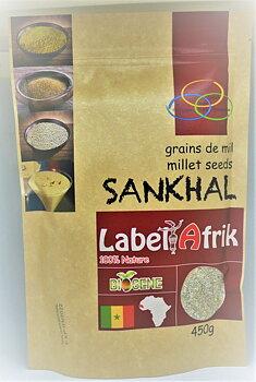 LABEL AFRIK Sankhal 450g
