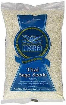 HEERA Thai Sago Seeds 500g