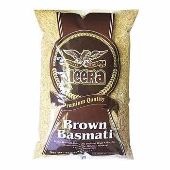 HEERA Brown Basmati  Rice  2kg