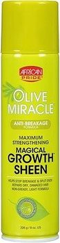 African Pride Olive Miracle Maximum Strengthening Magical Growth Sheen 226g