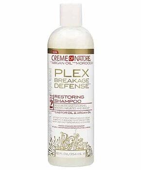 Creme Of Nature Plex Breakage Defense Restoring Shampoo 354ml