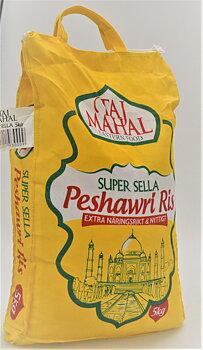 TAJ MAHAL PESHAWRI RIS Super Sella 5kg