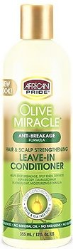 Olive Miracle Anti-Breakage Leave-in Conditoner 355ml