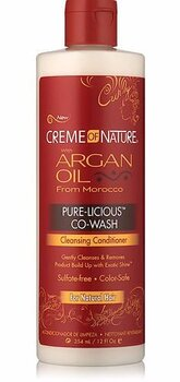 Creme Of Nature (Pure-Licious Co-Wash ) Cleansing Conditioner 354ml