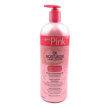 Luster Pink Oil Moisturizer Hair Lotion 946ml