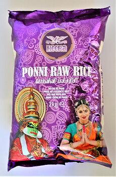 HEERA Ponni Raw Rice 2kg