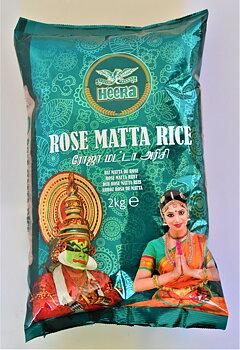 HEERA Rose Matta Rice 2kg