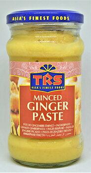 TRS Minced Ginger Paste 300g (hackad ingefära pasta)