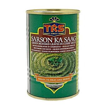TRS Sarson Ka Saag 450g (gröna senapsblad i currysås)