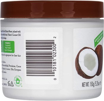 PALMERS'S Coconut Oil Formula Coconut Oil Moisture Gro Hairdress 150g