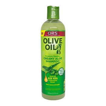 ORS Creamy Aloe Shampoo 370ml