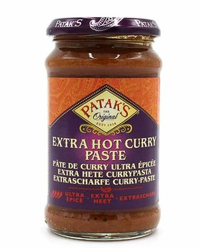PATAK'S Extra Hot Curry Paste 283g