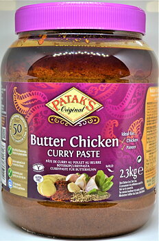 PATAKS Butter Chicken curry Paste 2,3kg