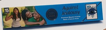 HEERA  INCENSE STICKS (AGRABATTI ) AGAINST JEALOUSY