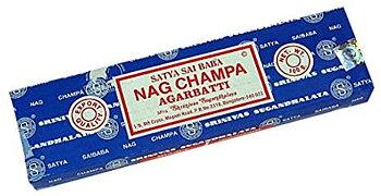 NAG CHAMPA Agarbatti 180g (SATY-SAI-BABA)
