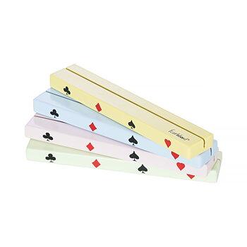 Spelkortshållare 4-set