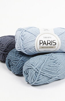 DROPS Paris Recykled Denim