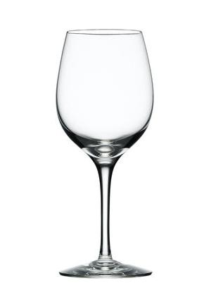 Merlot White Wine Glass - Orrefors