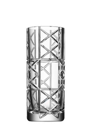 Explicit Checks Vase Medium  - Orrefors