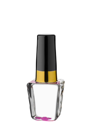 Make Up Mini Nail Polish Cerise - Kosta Boda