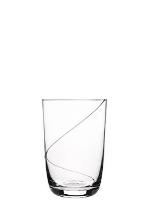 Line Water Tumbler - Kosta Boda