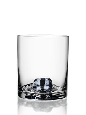 New Friends OF Badger  - Kosta Boda Whiskey glass
