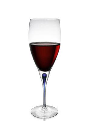 Intermezzo Blue Red Wine - Orrefors