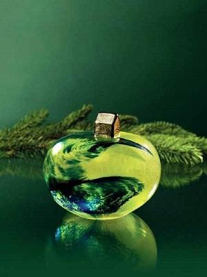 Earth Sculpture Home Blue Green - Kosta Boda