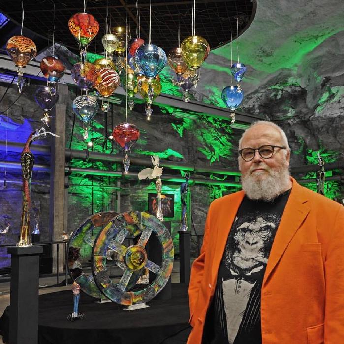 Kjell Engman - Unikat