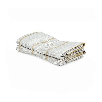 Axlings Handduk 2 pack  Lin-Ockra