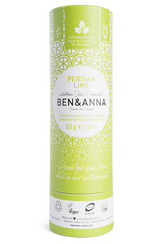 Ben & Anna deodorant Persian Lime 60g