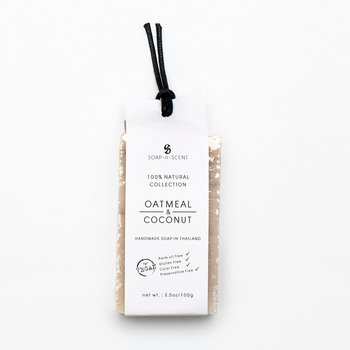 Tvål havregryn/kokos 100 g