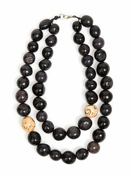 Halsband Kerise svart