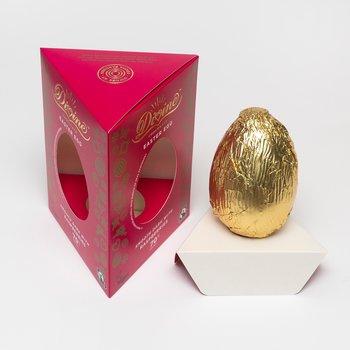 Divine påskägg mörk choklad hallon 90 g