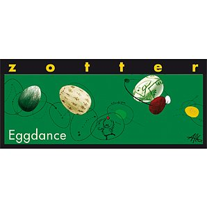 Choklad Zotter Egg Dance