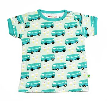 Sture & Lisa Ice Cream Truck t-shirt