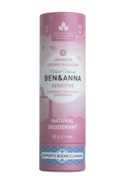 Ben & Anna Sensitive deodorant Japanese cherry blossom 60g