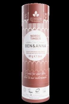 Ben & Anna deodorant Nordic timber 60g