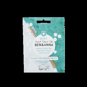 Ben & Anna toothpaste tablets 36 g fluorfri