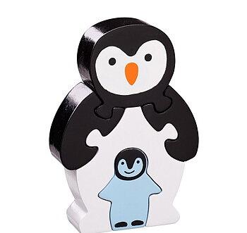 Lanka Kade pussel pingvin med unge