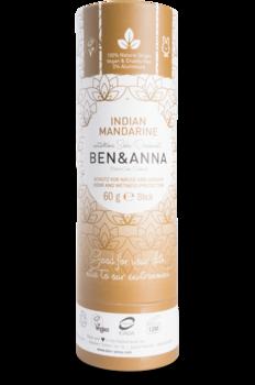 Ben & Anna deodorant Indian Mandarine 60g