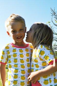 Sture & Lisa Lemon klänning