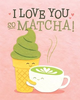 Good Paper Matcha Love
