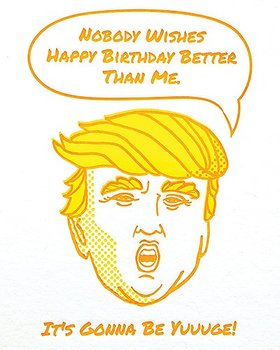 Good Paper Yuuuge Birthday
