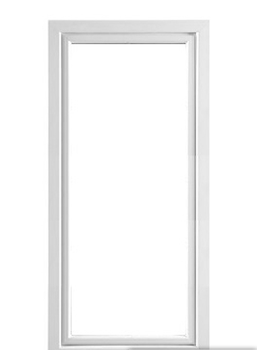 PVC fönsterdörr utåtgående 3-glas