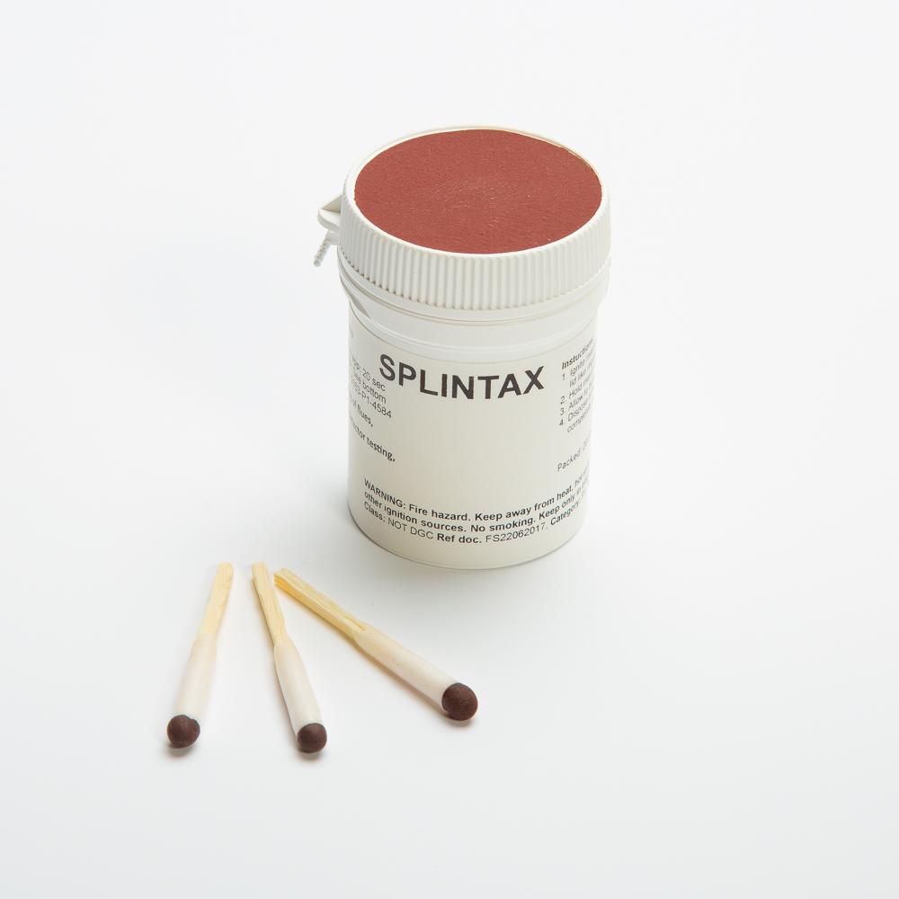 X 20 Allumette fumigène