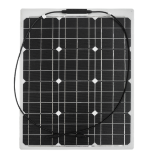 Semiflex. panel mono 50W (675*505*4mm)