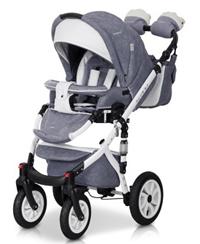 Brano Ecco 2020 Duo kombi  Stone  utan Bilstol Omgående leverans