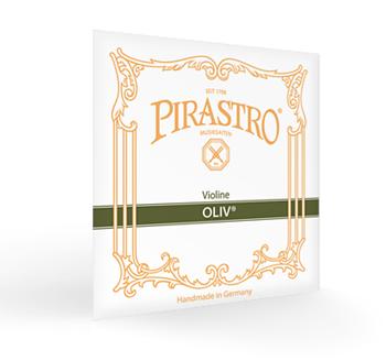 Pirastro Oliv, violin, D 13 3/4, Silver